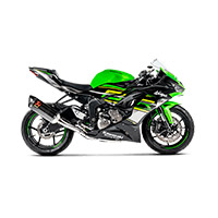 Akrapovic Racing Line Carbon Exhaust Zx6r