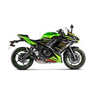 Akrapovic Approved Titanium Exhaust Ninja/z650 2020