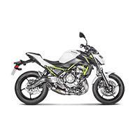 Scarico Akrapovic Racing Titanio Ninja/z650