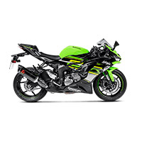 Akrapovic Slip On Carbonio Ce Kawasaki Zx 6r