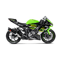 Akrapovic Slip On Carbonio Racing Kawasaki Zx6r