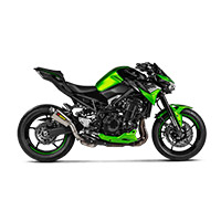 Akrapovic Slip On Line Titanio Racing Z900 2020