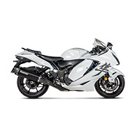 Akrapovic Slip Ons Titanio Ece Suzuki Hayabusa 2021