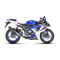 Akrapovic Slip On Carbon Approved Gsxr 750 2006