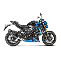 Akrapovic Slip On Carbon Approved Gsxs 750