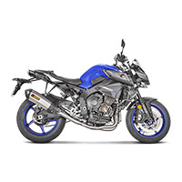 Escape completo Akrapovic Racing Line acero MT-10