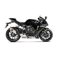 Akrapovic Slip On Titanium Approved Yamaha Yzf R1