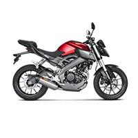 Akrapovic Racing Line Steel Exhaust Mt-125 2019