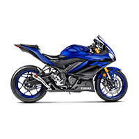 Akrapovic Slip On Gp Style Inox Racing Yzf R3