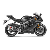Escape Akrapovic Evolution Line titanio YZF R6