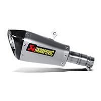 Akrapovic Slip On Titanio Racing Yzf R6