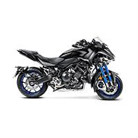 Echappement Akrapovic Acier Approuvé Yamaha Niken 900
