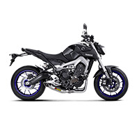 Akrapovic Steel Approved Exhaust Yamaha Mt09 2016