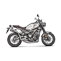 Akrapovic Steel Approved Black Exhaust Xsr900