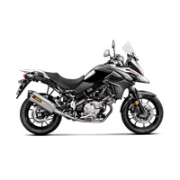 Akrapovic Full Exhaust Racing Line Titanium Suzuki V-strom 650 2018