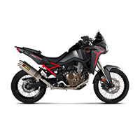 Akrapovic Racing Line Exhaust Crf1100l Africa Twin