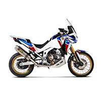 Scarico Akrapovic Racing Line Crf1100l Adventure Sports