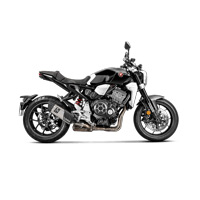 Akrapovic Slip-on Line (titanium) Exhaust Not Approved Honda Cb 1000 R 2018