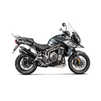 Akrapovic Slip-on Line Titanium Exhaust Triumph Tiger 1200 Xc/xr