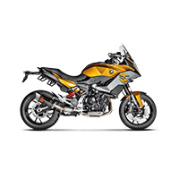 Akrapovic Slip On Carbon Racing Bmw F 900 Xr