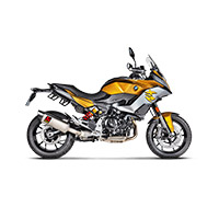 Akrapovic Slip On Titanium Approved Bmw F 900 Xr