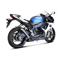 Akrapovic Megaphone Titanium Racing Gsx R 750 2017