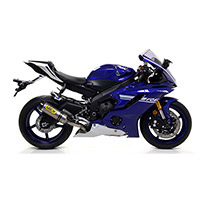 Scarico Completo Arrow Competition Yzf R6 2017