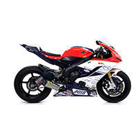 Kit Completo Arrow Competition Evo Low Yzf R6 2017