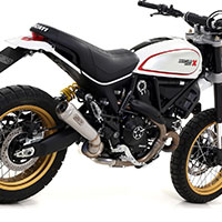 Arrow Pro Race Titanium Exhaust Ducati Scrambler 800