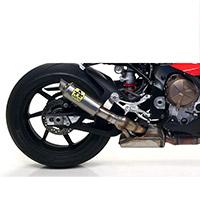 Silenciador Arrow GP2 Aprpbado Bmw S1000RR 2020