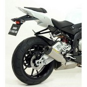 ARROW 71750PK SLIP ON EXHAUST BMW S1000RR 09 -11