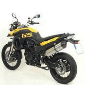 Arrow Terminale Bmw F800gs 08-11 Alluminio
