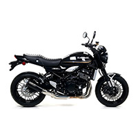 Terminale Arrow Rebel Omologato Dark Z900rs
