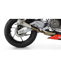 Kit Completo Arrow Competition Evo Titanio Rs 660