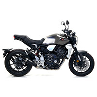 Arrow Pro Race Steel Approved Black Cb 1000 R