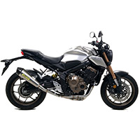 Arrow X Kone Inox Carby Honda Cb 650r