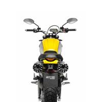 Ducabike End Caps Scrambler 1100 - 3