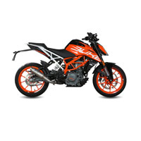 Mivv Silencer Ktm 390 Duke 2017 Euro 4 Approved