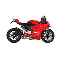Mivv Delta Race Inox Euro 4 Ducati Panigale V2