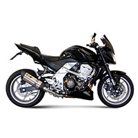 Mivv Suono Steel Approved Slip On Kawasaki Z 750