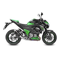 Mivv Gp Nero Inox Omologato Slip On Kawasaki Z 800