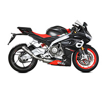 Mivv X-m1 High Titanium Racing Full Exhaust Rs 660