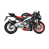 Mivv Delta Race Approved High Full Exhaust Rs 660