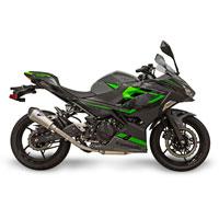 Termignoni Relevance Conico Kawasaki 400 Ninja