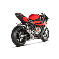 Akrapovic Slip-On Titanium BMW S 1000 RR 2019
