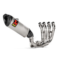 Titanium Exhaust Akrapovic Racing Bmw S1000 Rr 2019