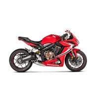Escape Akrapovic Racing Honda CB/CBR 650R 2019