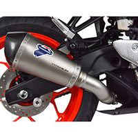 Termignoni Gp Slip On Relevance O01 Yamaha Mt03/r3 - 3