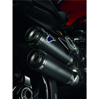Termignoni Approved Silencer Ducati Monster 1200