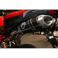 Termignoni Silenziatore Carbonio Racing Per Ducati 848-1098-1198